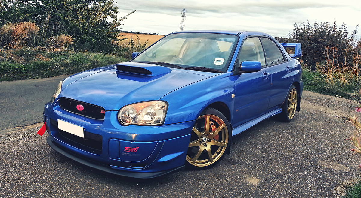 Subaru Impreza RC Car Build Project Jay's Subaru Impreza WRX STi ...