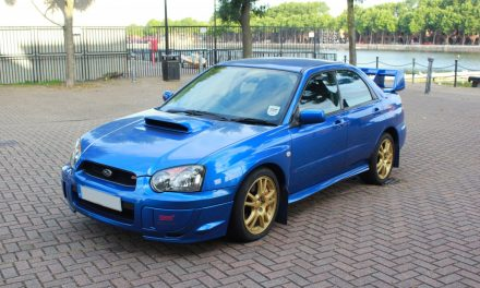 Finding My Perfect Subaru Impreza