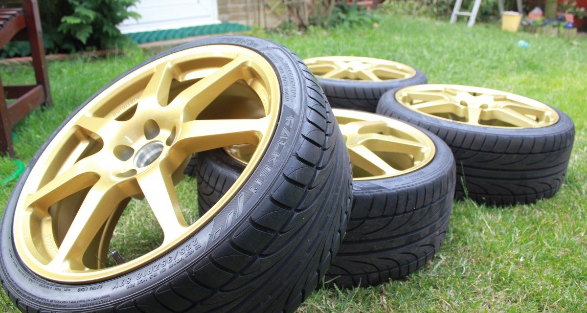 Prodrive PFF7 Speedline Alloy Wheels – A Closer Look