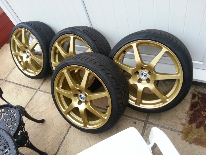Prodrive PFF7 Alloy Wheels