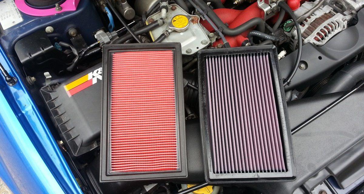 K&N Panel Air Filter Installation