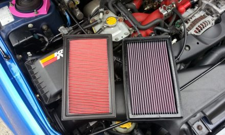 K&N Panel Air Filter Installation