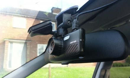 Fitting an HD AT700 Dashcam & Review