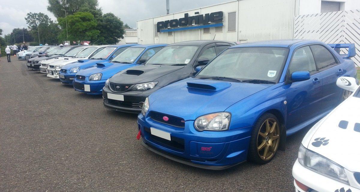 Prodrive Banbury Tour & Subaru Pictures