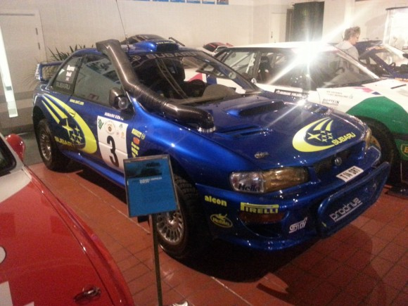 Prodrive Banbury Tour