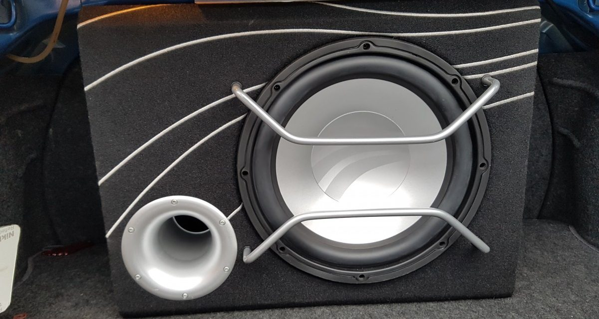 Audio Installation – Upgrading Impreza WRX Audio