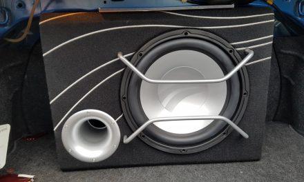 Audio Installation – Upgrading Impreza WRX Audio