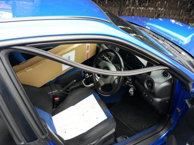 Subaru Impreza Wind Deflectors