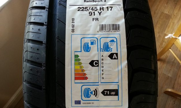 Uniroyal Rainsport 3 Tyres Fitment and Review