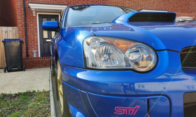 Blobeye Headlight Refurb